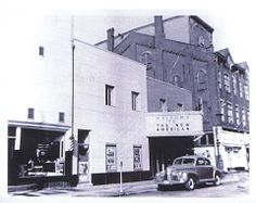 American Theater East Liverpool Ohio, Liverpool History, Countries Around The World, Around The Worlds, Theatres, Old Pictures, Cities, Country, American