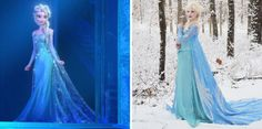 This 18-Year-Old's Handmade Disney Princess Gowns Will Blow Your Mind  - Cosmopolitan.com