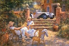 Painters - Alan Fearnley