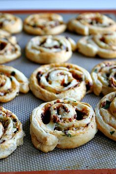 Buffalo bacon Blue Cheese Crescents Wheels by Heather's French Press, via Flickr