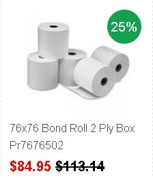 Buy consumables in an Affordable Price at onlyPOS Australia.