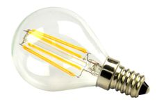3W 4W G45 E14 E12 Dimmable Candle Led Filament Light 2700K