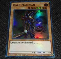 Dark Magician YUCB-EN001 Ultra Rare Yugioh Card NEAR MINT