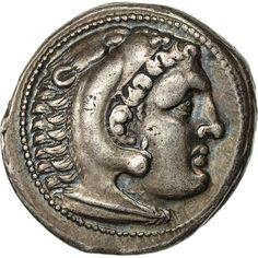 ( - p.mc.n. ) #Antique #Ancient #History #Silver #Collection #Numismatics