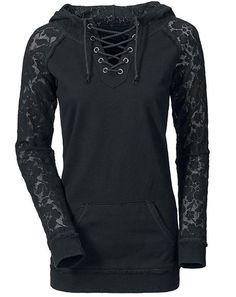 Cupshe Midnight Wanderer Lace Up Top