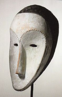 minimalist african masks - Google Search