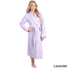 Soho Cotton Spa Bath Robe - Overstock™ Shopping - Big Discounts on Bath Robes