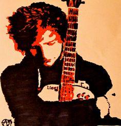 Ed Sheeran pop art