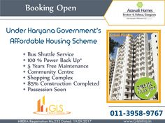 GLS Arawali Homes Affordable Housing, Sector 4 Sohna, GLS Arawali Homes housing scheme, sohna affordable housing, affordable housing in sohna Sector 4 Real Estate Development, Affordable Housing, Flats For Sale, Shopping Center, Books, Home, Libros, Shopping Mall, Book