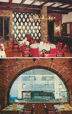 The Rabelais Bar & Cafe at The Culinary Institute of America - Hyde Park, New York Hyde Park New York, Brick Arch, Restaurant New York, Cooking School, New York City, Restaurants, Nyc, The Incredibles, America
