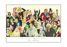 Poor Natsu in the back. But everyone else is happy for them.