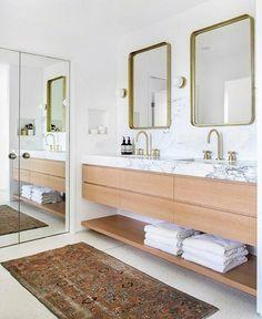 Bathroom Trends, Bathroom Renovations, Bathroom Ideas, Bathroom Designs, Remodel Bathroom, Bath Ideas, Restroom Remodel, Bathroom Goals, Bathroom Pictures