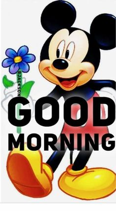 mickey mouse good morning picture hd obtain Good Morning Snoopy, Good Morning Coffee, Good Morning Happy, Good Morning Friends, Good Morning Greetings, Good Morning Wishes, Beautiful Morning Quotes, Cute Good Morning Quotes, Good Morning Picture