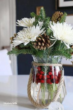 Exceptional Christmas time tips are available on our internet site. : Exceptional Christmas time tips are available on our internet site. Christmas Flowers, Noel Christmas, Winter Christmas, All Things Christmas, Christmas Crafts, Christmas Wreaths, Christmas Wedding, Christmas Tablescapes, Outdoor Christmas Decorations