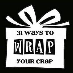 31 ways to wrap