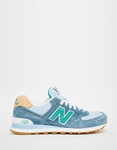 New Balance | New Balance 574 Beach Cruiser Pack Sneakers at ASOS