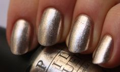 Designer...De Better! by OPI - a sparkly favourite of mine from their 2011 Muppet Collection.