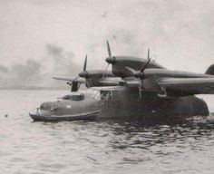 Centre For Aviation: BV 138 Seedrache idle in the water