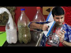 5 Trucos con Botellas de Plástico o Life Hacks - DIY - YouTube