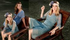 #gatsby #20s #mintjulep #green #summer #summernights #weddinglook