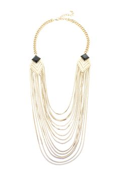 Chain Me Necklace by Eye Candy Los Angeles on @HauteLook
