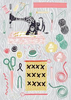 camilla perkins illustration http://www.lookatthesegems.com/search?updated-max=2014-10-08T04:00:00-04:00