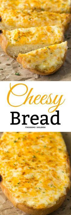 Cheesy Bread by Nosh