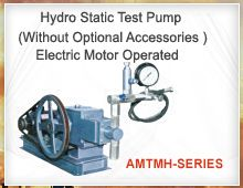 Ambica is leading supplier of the Hydro Pressure Test Pump in India. We also provide the export of hydraulic pumps around the world. Contact us at Ambica for more information.