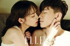 'ELLE' drop more pictures of glamorous soon-to-be-wed couple Kim Moo Yeol and Yoon Seung Ah | http://www.allkpop.com/article/2015/03/elle-drop-more-pictures-of-glamorous-soon-to-be-wed-couple-kim-moo-yeol-and-yoon-seung-ah