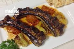 Muhteşem Şipşak Misket Köfteli Sebze Kebabı - Nefis Yemek Tarifleri Iftar, Bacon, Pork, Beef, Breakfast, Kale Stir Fry, Meat, Morning Coffee, Pork Chops