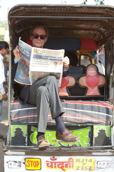 Bill Nighy -- The Best Exotic Marigold Hotel