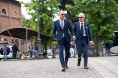 All the Best Street Style from Pitti Uomo Spring 2017, Day 1 - -Wmag