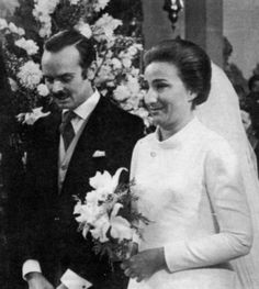 Carlos Zurita y Delgado and Infanta Margarita of Spain, Duchess of Soria | Flickr - Photo Sharing!
