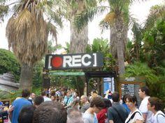 [REC] amusement, Port Aventura.