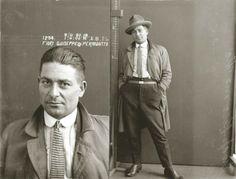 Australia, foto segnaletiche anni '20, quando lo stile è fuorilegge - Winter-Fall 1920 collection
