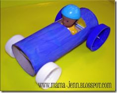 Transportation Crafts from Totally Tots