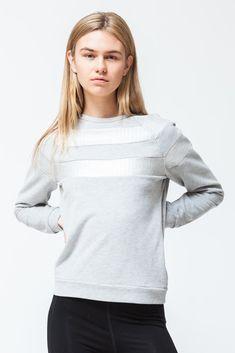 LOUNGE SWEATER Extra Skin, Cotton Sweater, Hoodies, Sweatshirts, Design Trends, Lounge Wear, Chic, Stylish, Fitness