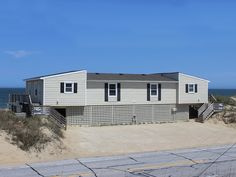 Directly on the oceanfront! You will enjoy both sun and sand at this newly updated duplex in Kill Devil Hills. Take in the gorgeous ocean views from the living room, bask in the sun on your oceanfront deck, or simply walk from the deck right down to the beach.The surfers in the family will be stoked with the beach break right out front! Your every need has been taken into consideration, including all beds made upon arrival. This home is perfect for the small family or you can rent both units…