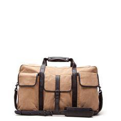 Vegan Duffel Bag