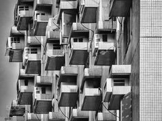 Apartments by gbisone #architecture #building #architexture #city #buildings #skyscraper #urban #design #minimal #cities #town #street #art #arts #architecturelovers #abstract #photooftheday #amazing #picoftheday