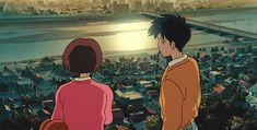 The perfect WhisperOfTheHeart Anime Animated GIF for your conversation. Discover and Share the best GIFs on Tenor. Art Studio Ghibli, Studio Ghibli Movies, Old Anime, Manga Anime, Anime Art, Hayao Miyazaki, Film Animation Japonais, Japanese Animated Movies, Film D'animation