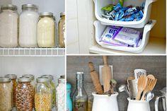 5 Smart Small Kitchen Storage Ideas | eHow