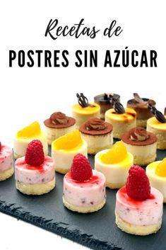 Cute Desserts, Sugar Free Desserts, Diabetic Recipes, Cooking Recipes, Watermelon Recipes, Keto Cookies, Sin Gluten, Food Items, Snacks