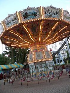 Hershey Park Swings