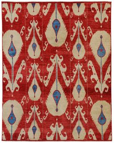 ikat | ikat 24 collection ikat each rug is hand knotted to order and is ...