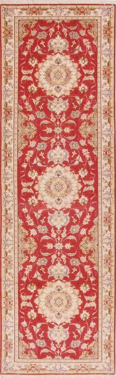 Tabriz rug fine 233276