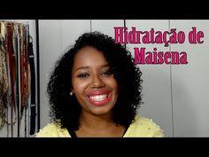 Tutorial : Hidratação de Maisena - YouTube