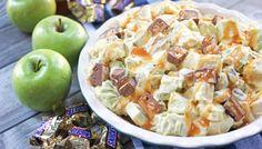 Snickers Caramel Apple Salad – Recipe