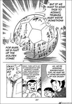 Captain Tsubasa 50 - Page 4