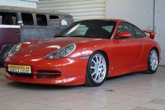 2000 PORSCHE 911 996.1 GT3 (996.1/MK1) - Left Front Three-Quarter View